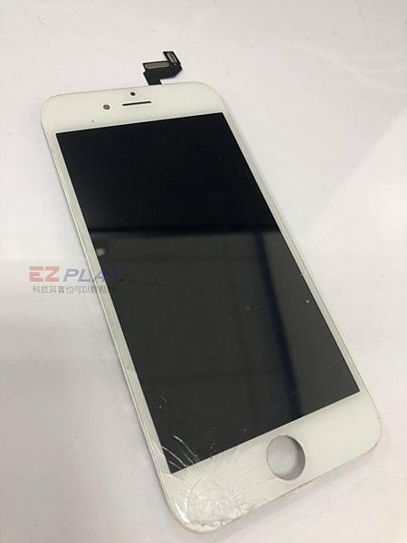 IPHONE6S面版摔傷