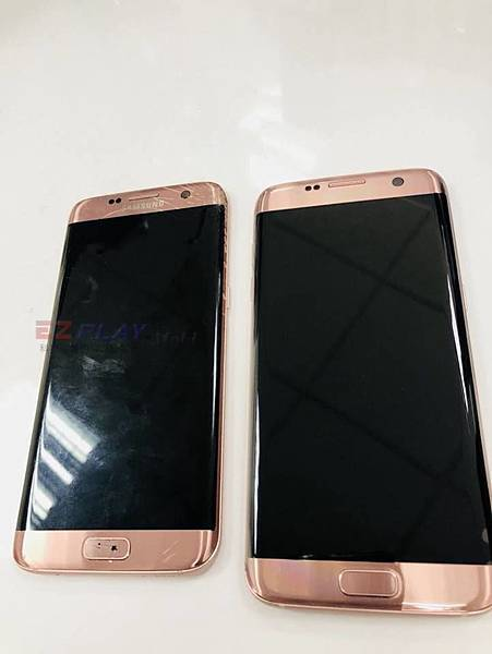 Samsung S7 Edge曲面手機