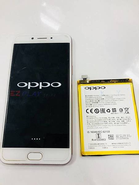 OPPO系列的手機