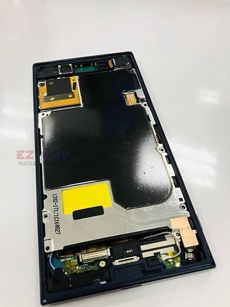 SONY XZ機主要更換電池