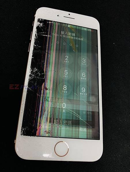 IPHONE8觸控液晶損毀