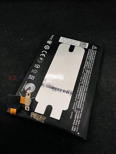 HTC M9電池老化