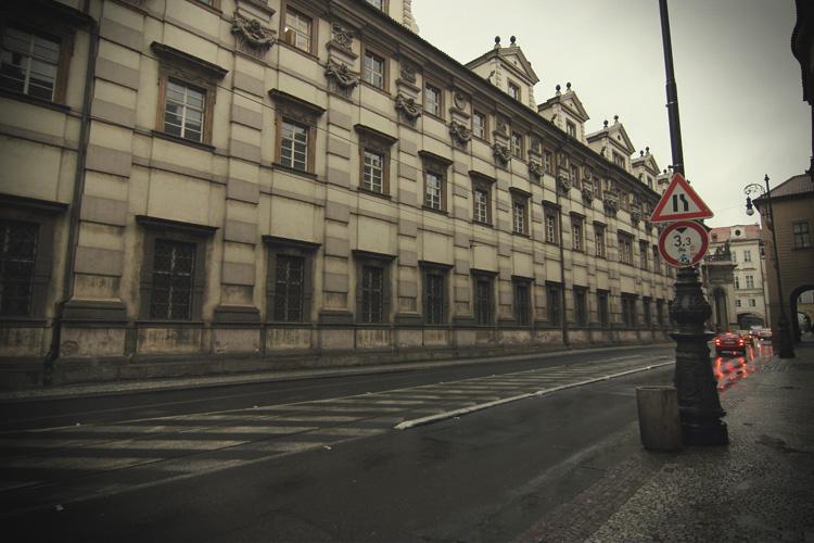 捷克蜜月布拉格