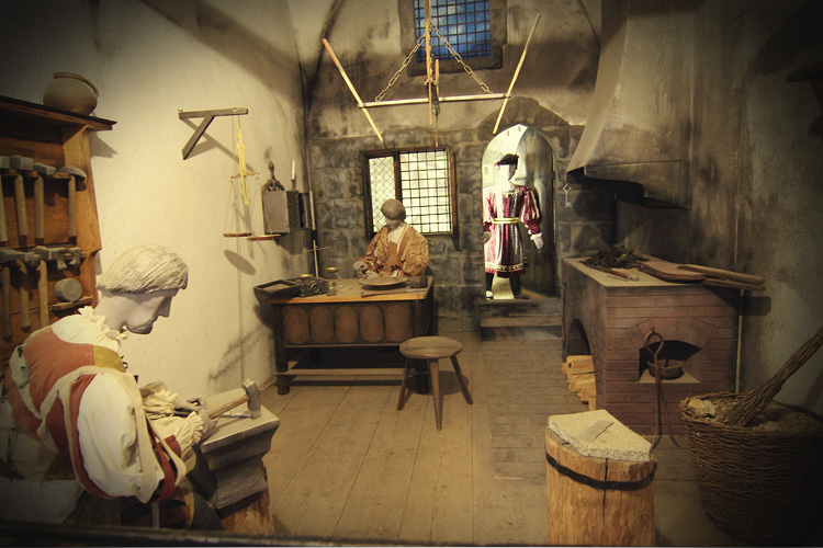 捷克蜜月錢幣博物館