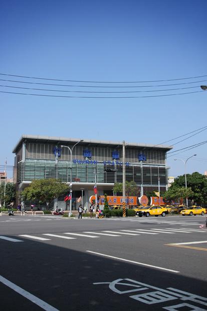 竹南火車站