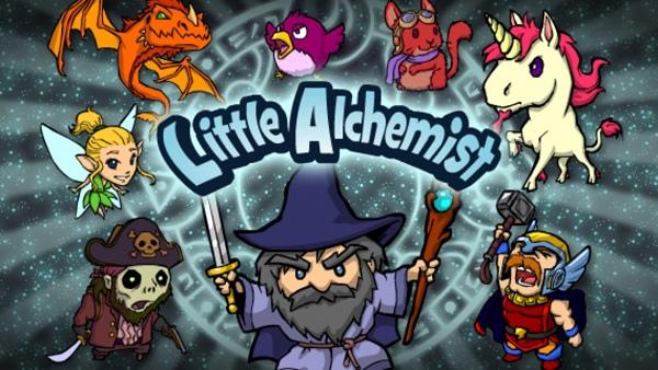 Little-Alchemist