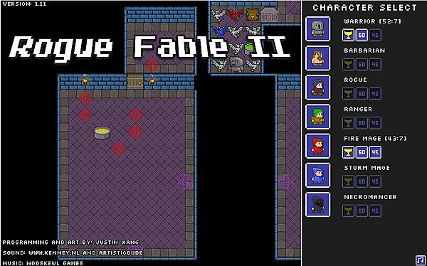 Rogue Fable II_3