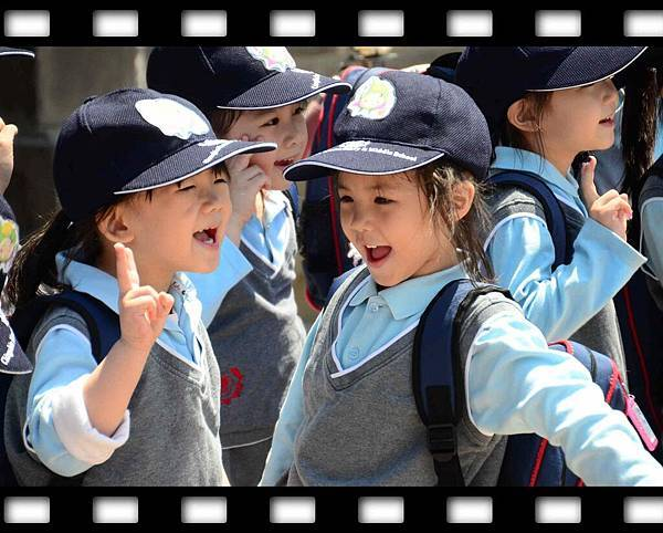 我鏡頭裡的孩子也像「未来ちゃん」這樣可愛哩~!!