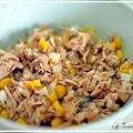 玉米鮪魚醬