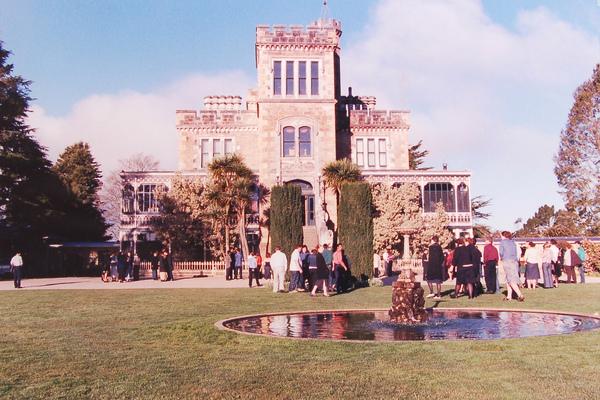 Lanarch Castle