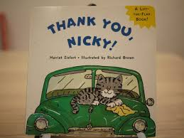 Thank You, Nicky
