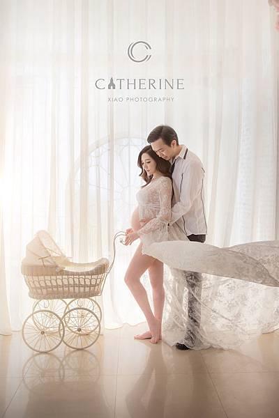 凱瑟琳 孕婦寫真