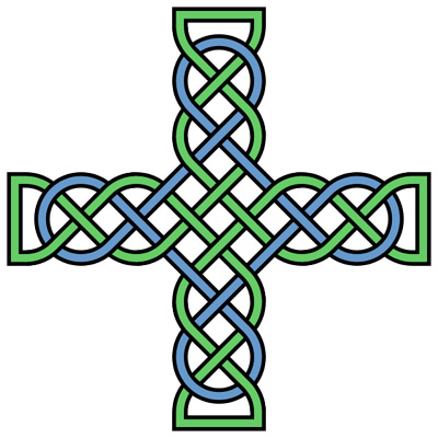 color_celtic_cross_knot