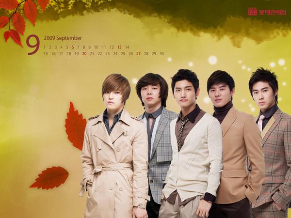 韓國樂天2009年9月-1
