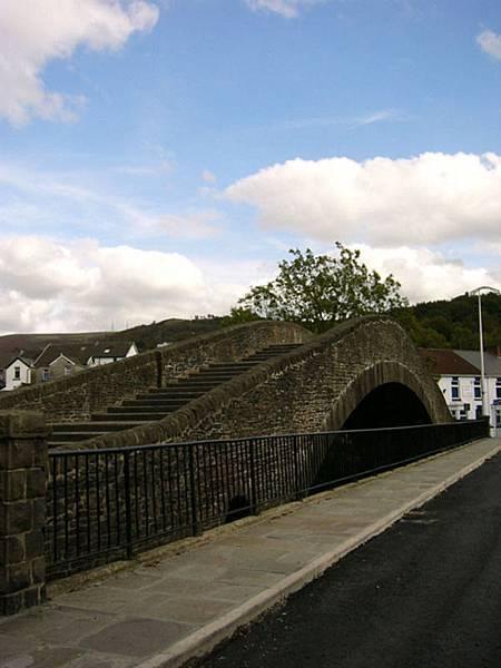 Pontypridd New bridge