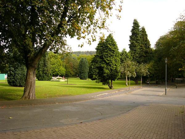 Park in Pontypridd