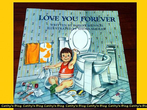 繪本- Love you forever