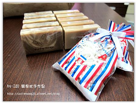 內湖萱寶媽咪母乳皂3