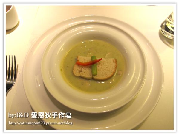 舒果蕈菇濃湯