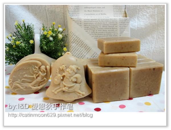 新北ting媽咪-綠豆薏仁淨白皂