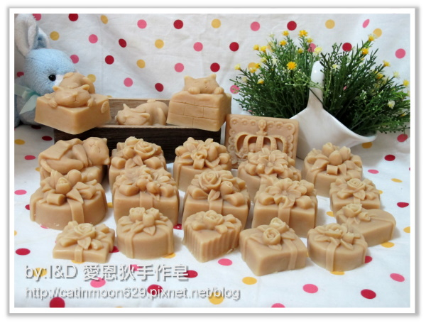 代製台南菲菲媽咪-蜂蜜絲瓜淨白皂