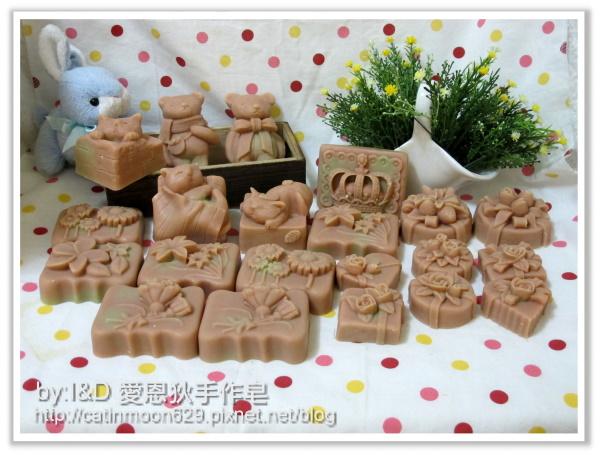 台南菲菲媽咪-檀香滋養皂