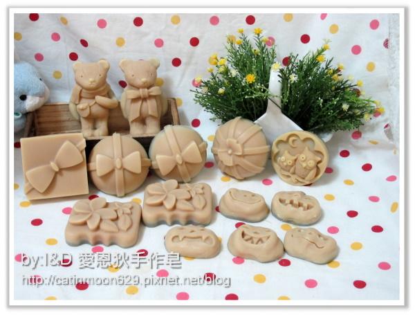 台南菲菲媽咪-甜杏仁乳香皂