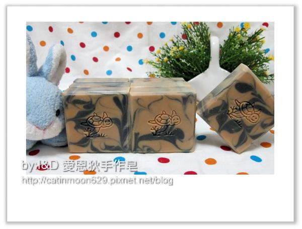 台北小麥草媽咪-葡萄籽備長碳皂