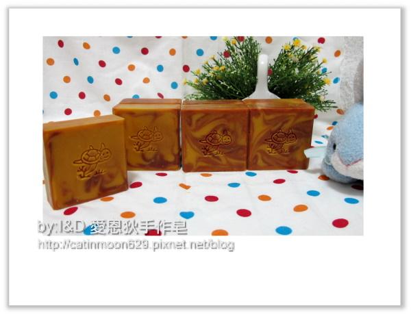 台北小麥草媽咪-玫瑰紅棕修復皂