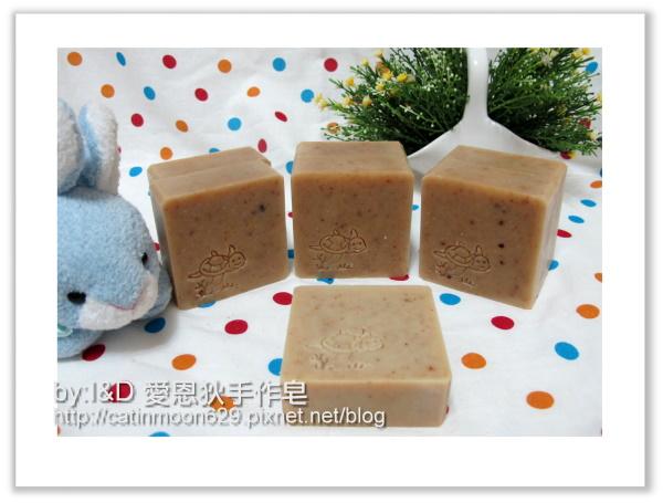 台北小麥草媽咪-綠豆薏仁淨白皂