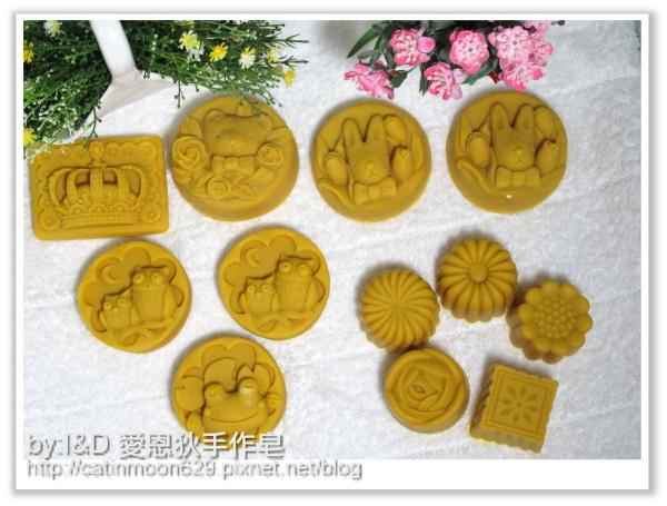 台中孟芷媽咪2次代製-燕麥舒緩寶貝皂