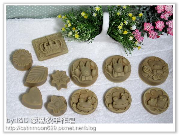 台中孟芷媽咪2次代製-平安寶貝皂