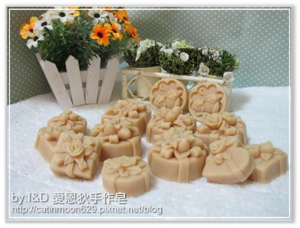 台中家綺媽咪-玫瑰緊緻嫩白皂