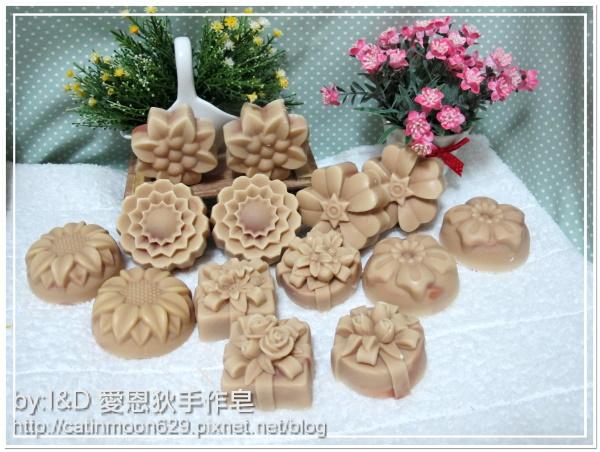 新北珠珠媽咪-山茶花潤膚修復皂