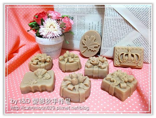 新北婉君媽咪-玫瑰礦石泥皂