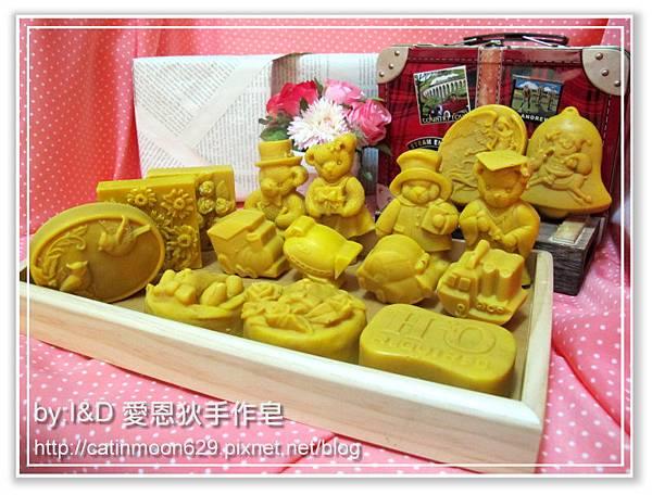 台南荳荳媽咪-燕麥舒緩寶貝皂