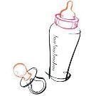 奶瓶與奶嘴