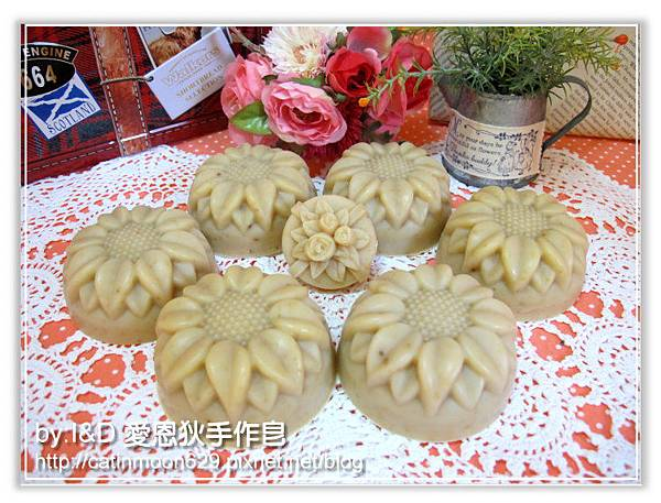 南投慧縈媽咪-綠豆薏仁淨白皂
