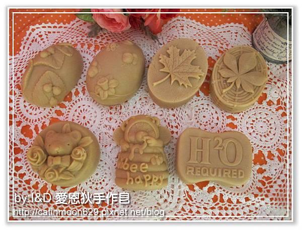 台南小瑜媽咪母乳皂-100%橄欖皂(大馬士革玫瑰)