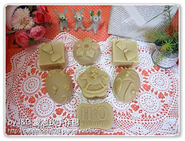 台中monica媽咪母乳皂-100%橄欖皂