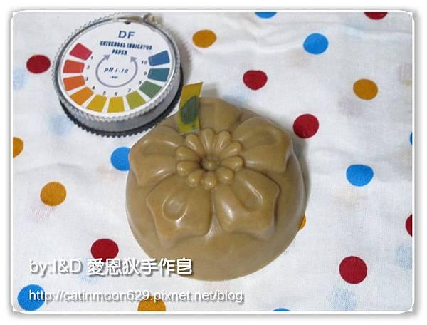 台中monica媽咪母乳皂-PH值8