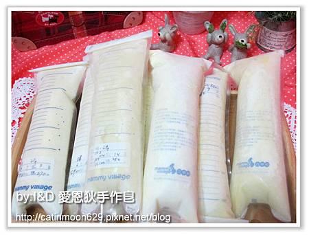 高雄小琋媽咪2次代製-母乳冰