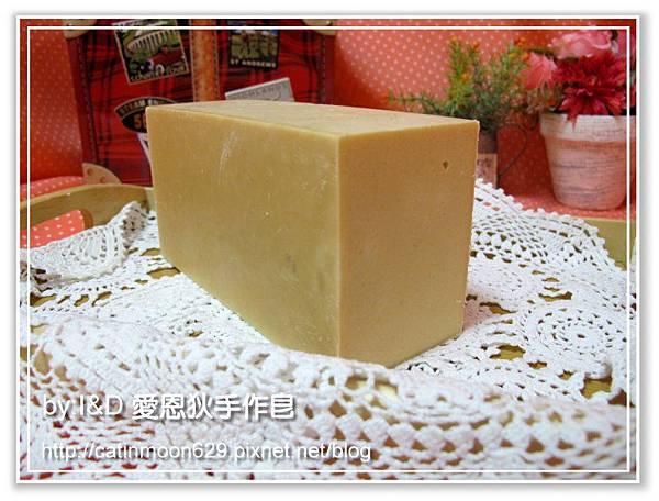 台南雨吟媽咪5次代製-蜂蜜馬賽皂磚
