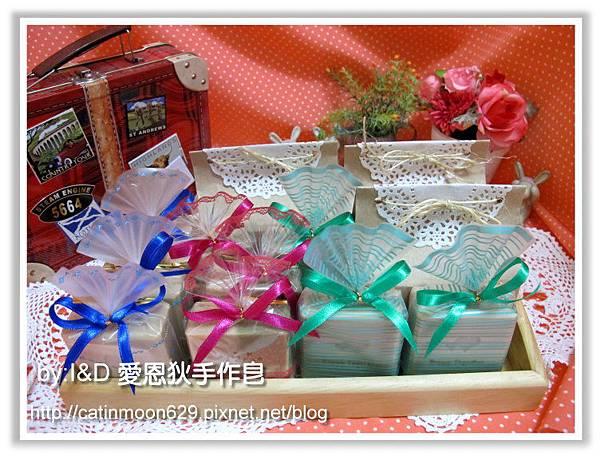 台南雨吟媽咪5次代製-母乳皂