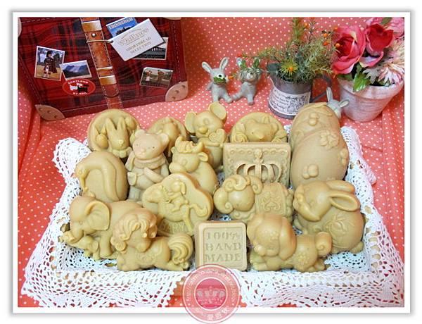 新竹becky媽咪-玫瑰緊緻嫩白皂