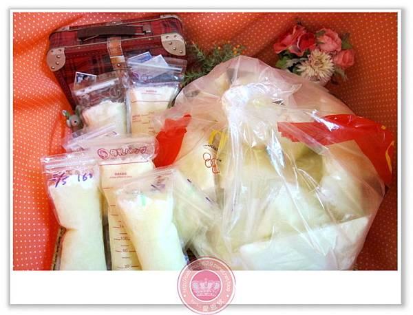 台南小涵媽咪-母乳冰