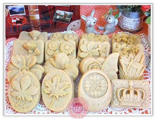 台南小涵媽咪-綠豆薏仁淨白皂