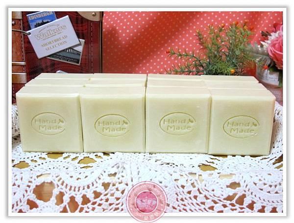 台中明明甜心2次代製-馬賽皂