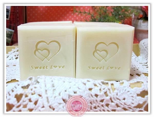台中明明甜心2次代製-檀香滋養皂