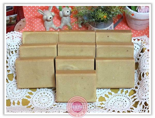 台中婕泠媽咪2次代製-橄欖皂(平安粉)